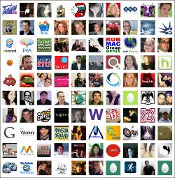 100 Twitter Profiles Examined