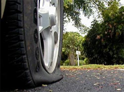 Will Your Customers Wait for a Flat Tire?