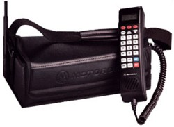 When Cell Phones Didn't Fit in Pockets