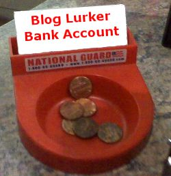 Blog Lurker Bank and Trust