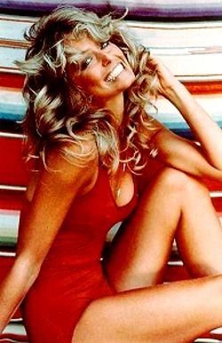 Remembering Farrah Fawcett and Google PageRank