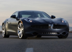 Fisker Karma: James Bond Only Wishes!