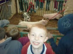 Future Bacon at the School Field Trip
