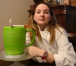 Peggy Murnahan of Mad Eliza's Cakes and Confections