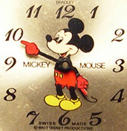 Don't Mickey Mouse Your Time Away!