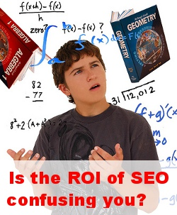 ROI of SEO is Confusing