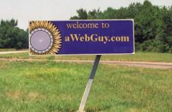 Welcome to aWebGuy.com